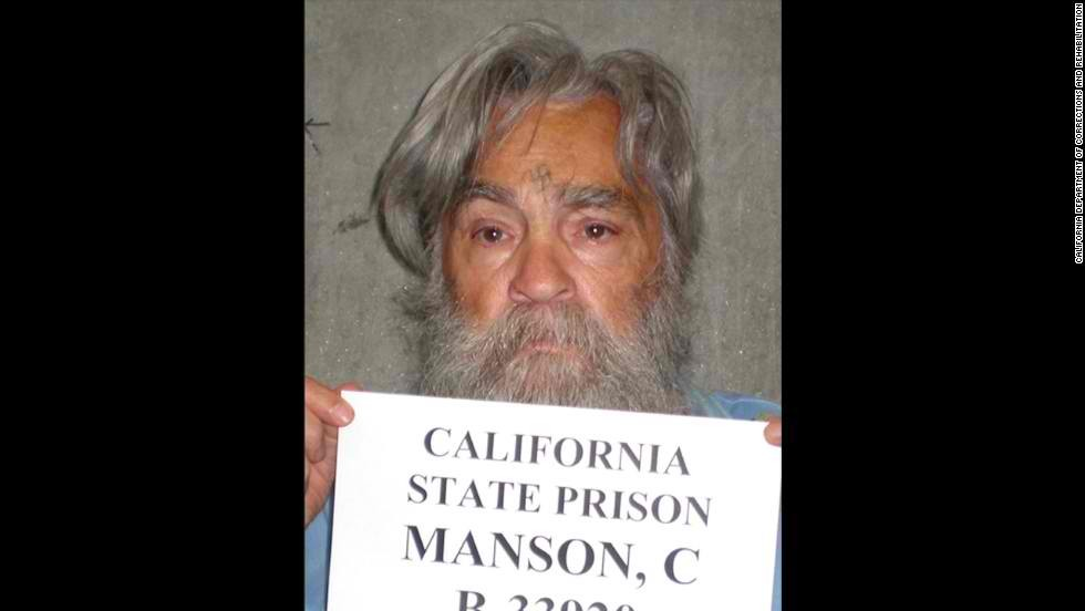 Even now, Manson catches public attention